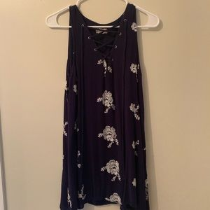 Francesca's Embroidered Dress